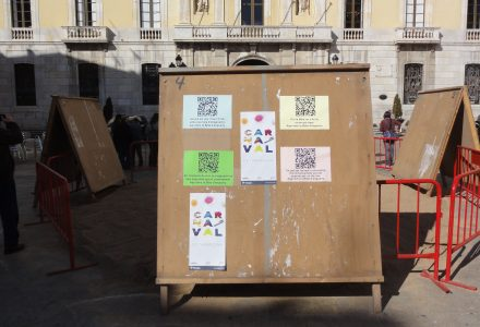 La Bóta del Carnaval de Tarragona 2012