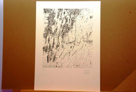 Obra 'Landscape' de Pilar Lanau