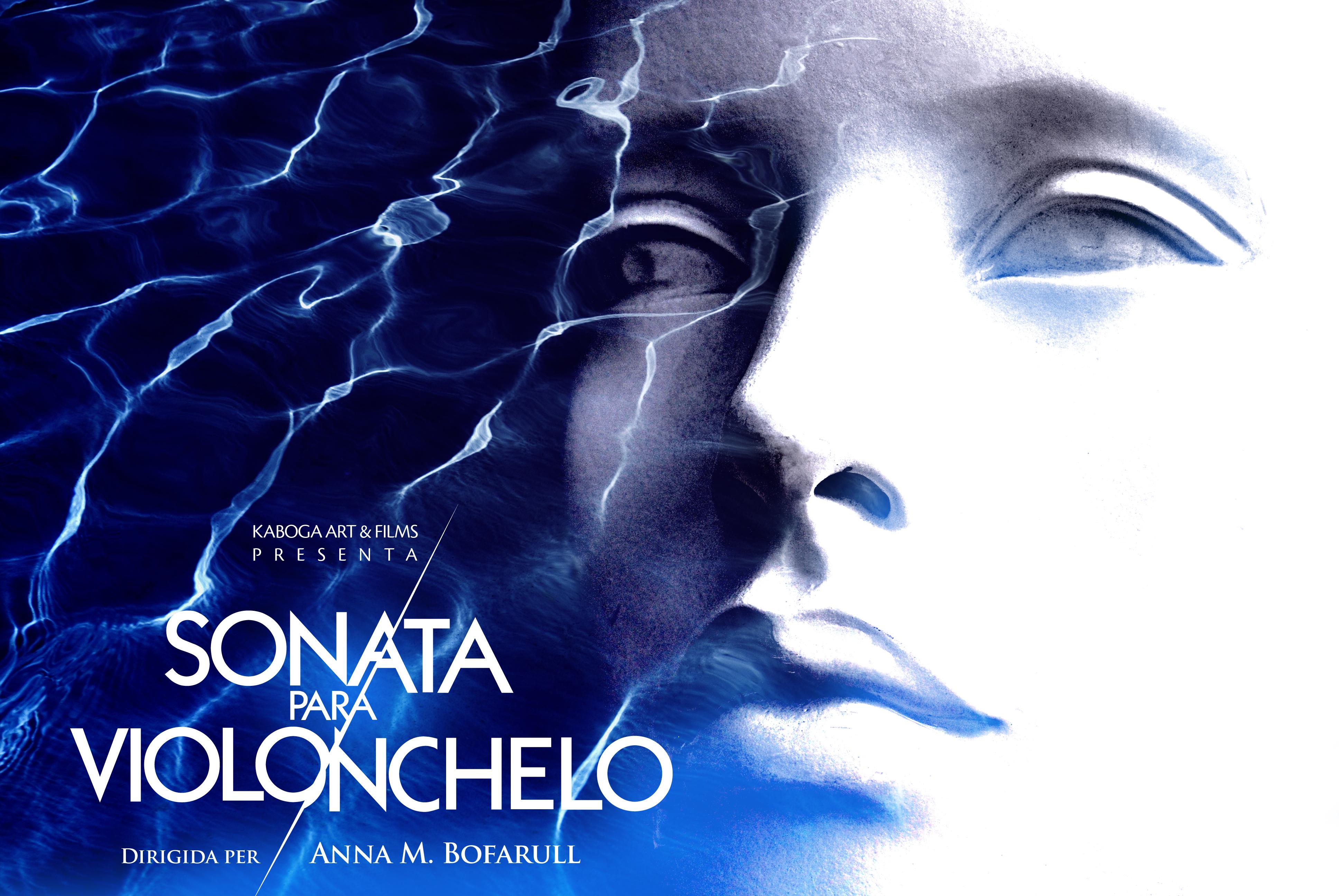 Cartell promocional de la pel·lícula 'Sonata para violonchelo'