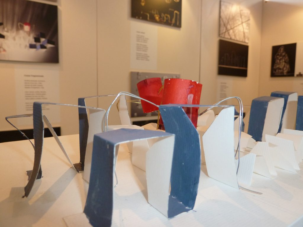 La 'Ciutat Fragmentada' de Xavier Trobat