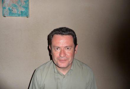 El director del CaixaForum Tarragona, Carles Marquès, en una imatge recent