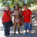 Els Amics de la Cultura participen en la XIV edició del festival Tarraco Viva