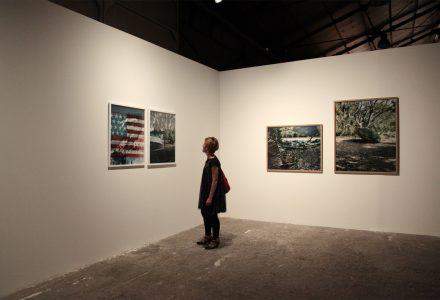 """Els visitants podran contemplar l'exposició """"Wet Feet"""" al Tinglado 2 fins al 29 de juliol. Foto: Maria Veses"""