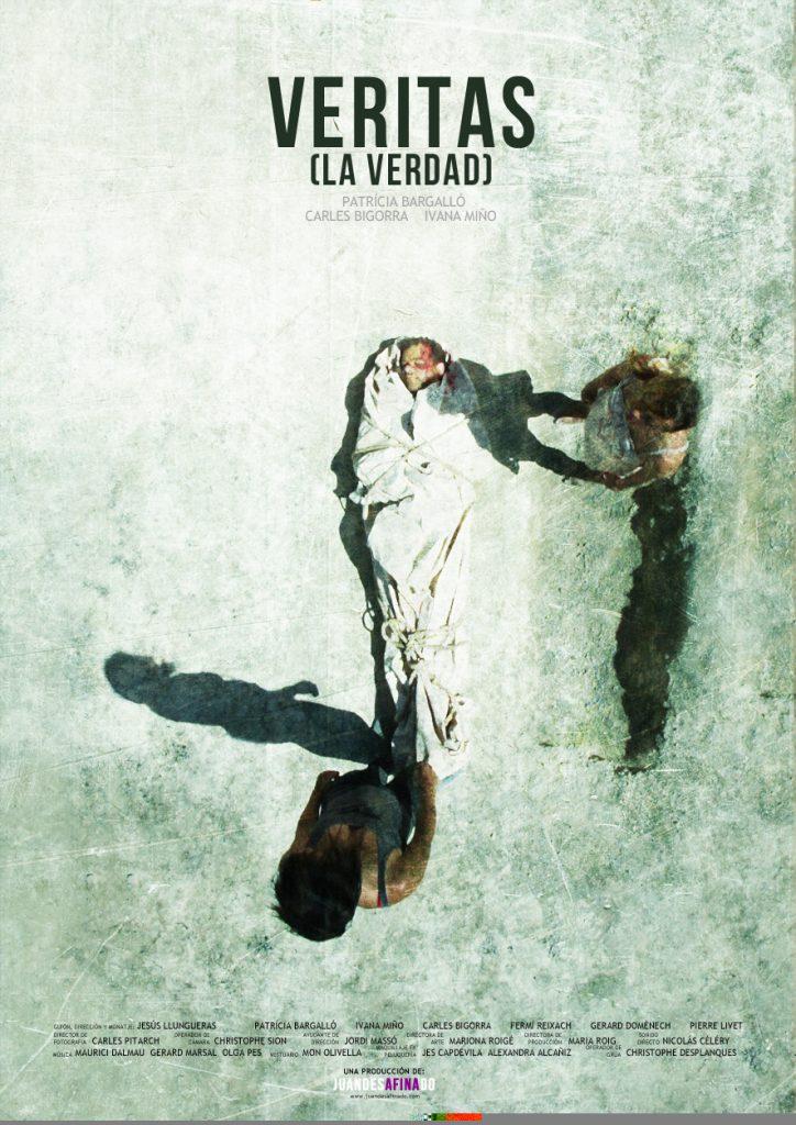Cartell del curtmetratge 'Veritas'