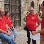 Els Amics de la Cultura ajuden els més petits en la Baixadeta de l'Aligueta, la Mulasseta i el Lleonet