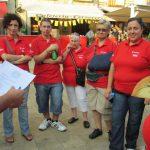 Els Amics de la Cultura, presents als actes més multitudinaris de Santa Tecla
