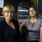 Núria Serrano i Alba Vallhonrat