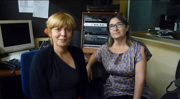 Núria Serrano i Alba Vallhonrat - En veu alta