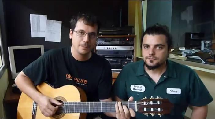 Roger Conesa i Dani Catena - En veu alta