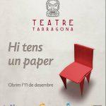 Sortegem 20 invitacions dobles per a l'espectacle inaugural del Teatre Tarragona
