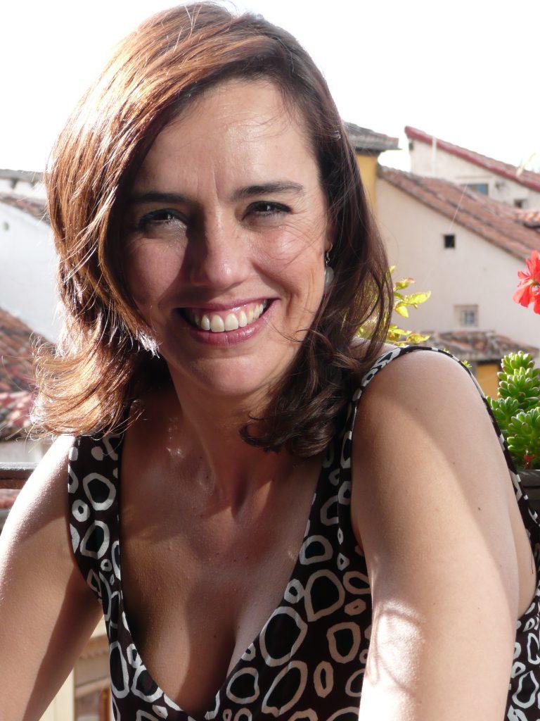 L'actriu Mercè Rovira en una imatge promocional recent