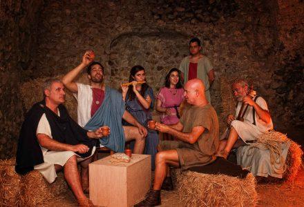 A l'interior del Circ romà s'hi trobaven tot tipus de personatges. Foto: Andres Antúnez