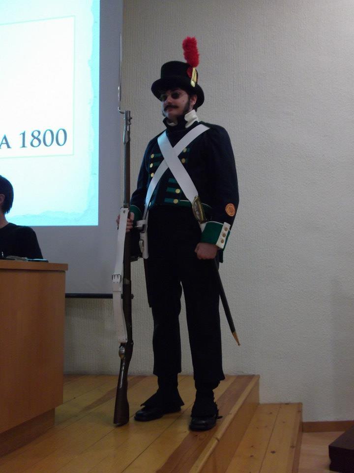 Presentació de les Milícies Urbanes de Tarragona