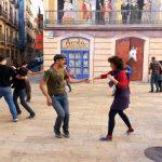 Tarragona balla a ritme de swing