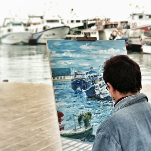 Joan Sorroche - III Concurs de pintura ràpida
