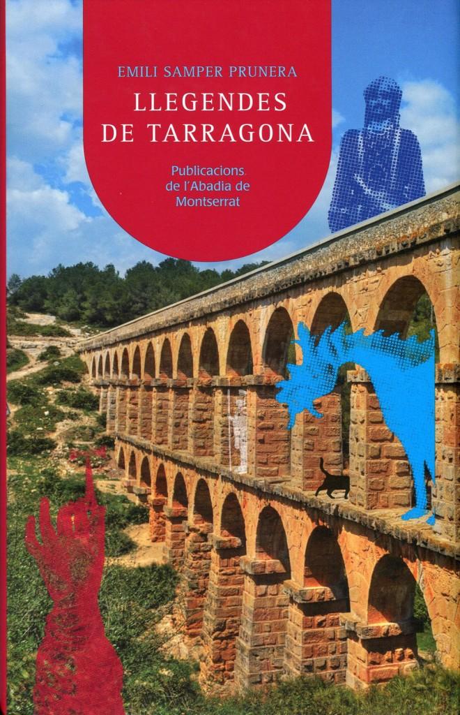 Portada del llibre Llegendes de Tarragona