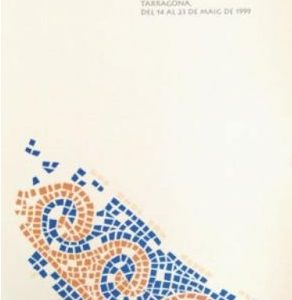 Cartell de la primera edició de Tarraco Viva