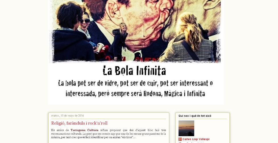 La Bola Infinita