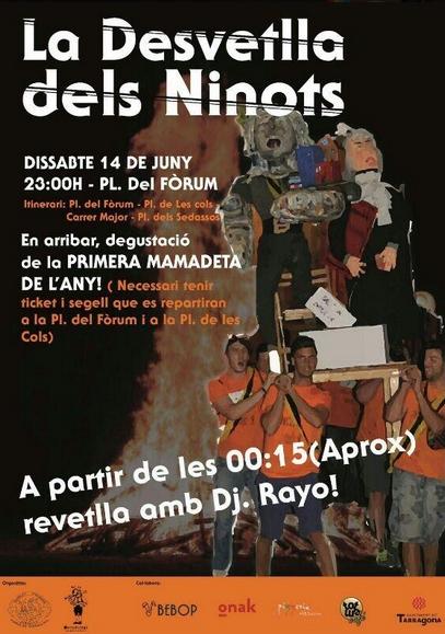 Desvetlla Ninots cartell