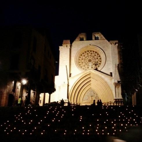 Als valents de Tarragona. Foto Claudia (@guiriofthenorth)