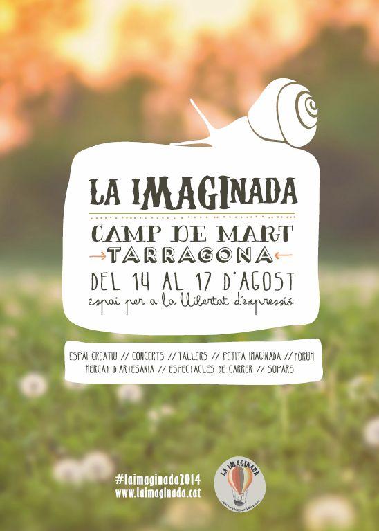 Cartell de la iMAGInada 2014