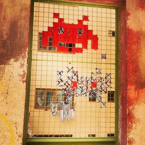 Curiositats a Tarragona. Foto de Moisés Blázquez