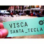 Santa Tecla desbordant