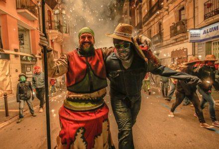 La diablessa de Tarragona sempre rient. Jontc Photo