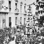 Més d'un segle d'imatges castelleres a Internet