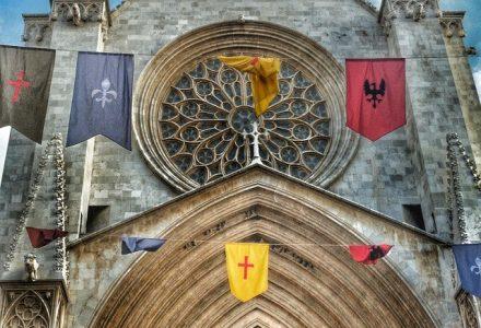 Catedral medieval. Foto Rosa Maria Gabriel