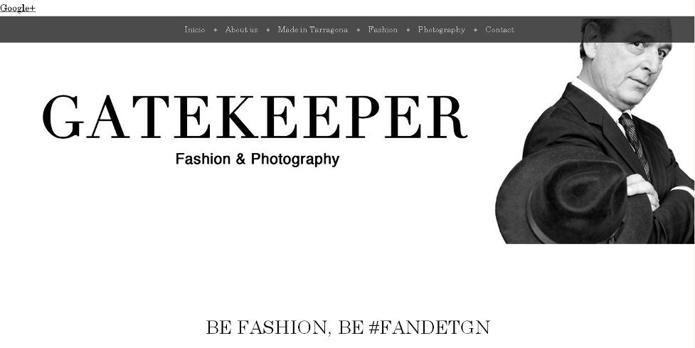 Blog Gatekeeper