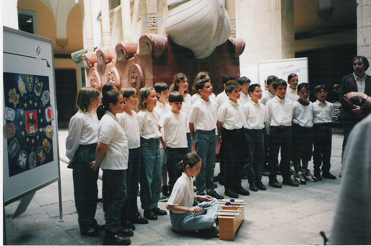 Imatges històries de l'Escola de Música