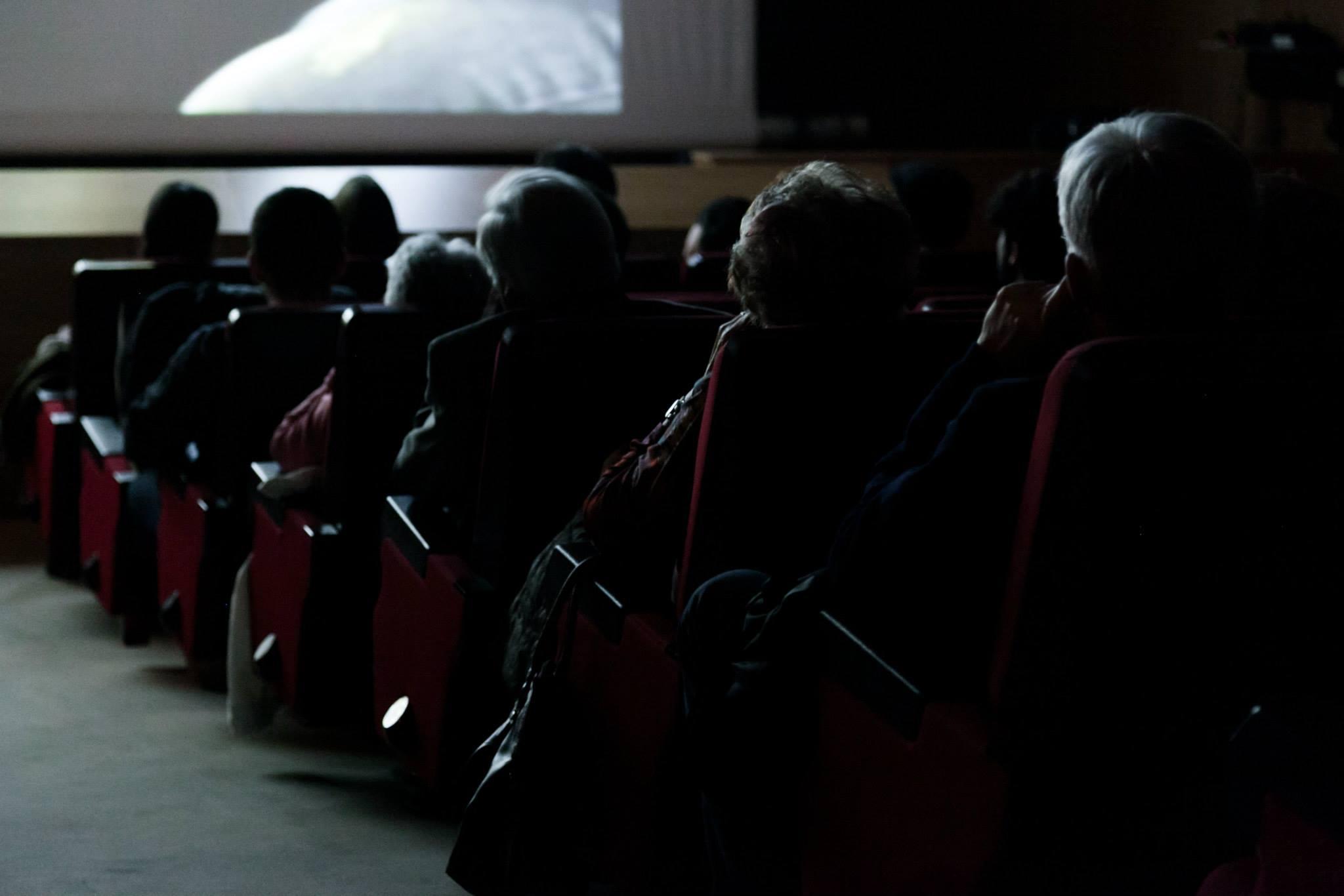 2014-12-05 El públic del REC. Foto Jaime Rojas
