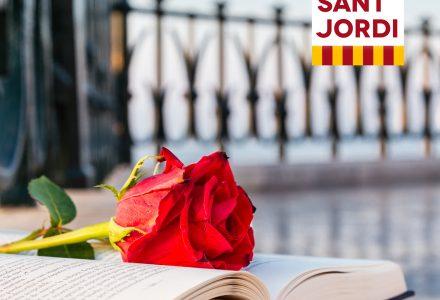 Foto original: Pere Pulido. Sant Jordi 2015