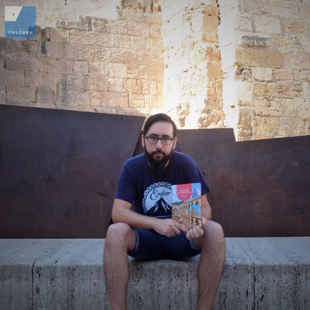 Foto d'Emili Samper: Laia Marín - Tarragona Cultura