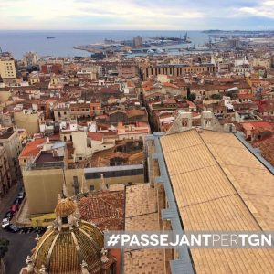 #PassejantperTGN. Foto: @rosacomes - @tgncultura