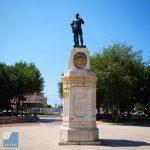 Estàtua de Mercuri. Foto: @laiapics - @tgncultura