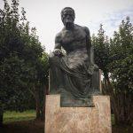 Estàtua de Richard Wagner. Foto: @laiapics - @tgncultura