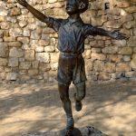 Estàtua del Maginet. Foto: @laiapics - @tgnacultura