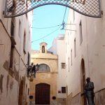 Portal del Carro i Ermita de Sant Magí. Foto: @laiapics - @tgncultura