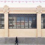 Façana del Mercat. Foto: @livetgn