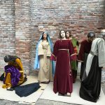 El pas del Sant Enterrament del Gremi de Marejants, exposat durant set mesos a la Biennal de Venècia