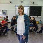 """Teresa Carreté: """"L'ensenyament necessita temps. Temps per inventar, per aplicar i analitzar"""""""