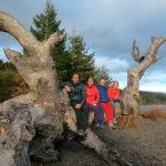 Una família tarragonina recorre amb camper els 45.000 km que separen Alaska d'Ushuaia