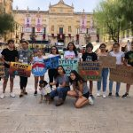 Un grup de joves crea el colectiu ecologista Fridays for Future a Tarragona