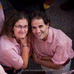 David Ibáñez i Yolanda Rizo, més de 20 anys fent de voluntaris a la Mitja Marató de Tarragona
