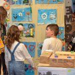 Alumnes d'infantil i primària exposen les seves creacions al Museu d'Art Modern (MAMT)