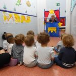 Els contes envaeixen la Llar d'Infants del Serrallo