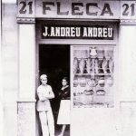 Forn Andreu, pans centenaris adaptats al coronavirus