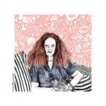 """Ana Gómez: """"Els meus somnis com a il·lustradora giren al voltant del món de la moda"""""""